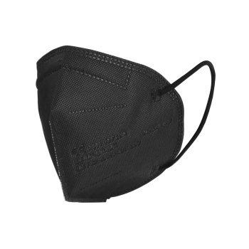 radex grafoplas black ffp2 mask